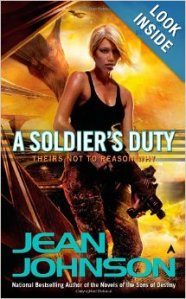 A SOLDIERS DUTY Cover