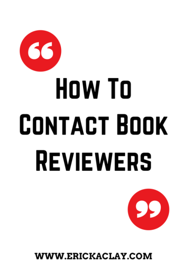 how to contact book reviewers