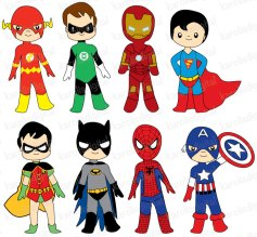 free-superhero-clipart-niBG9zdiA